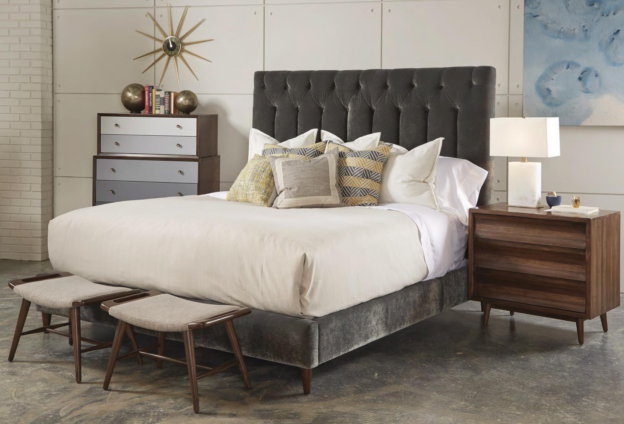 Belfort Signature Urban Treasures King Bedroom Group - Item Number: 223000-1812 K Bedroom Group 4