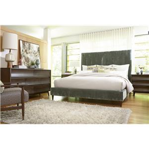A.R.T. Furniture Inc Epicenters Queen Bedroom Group