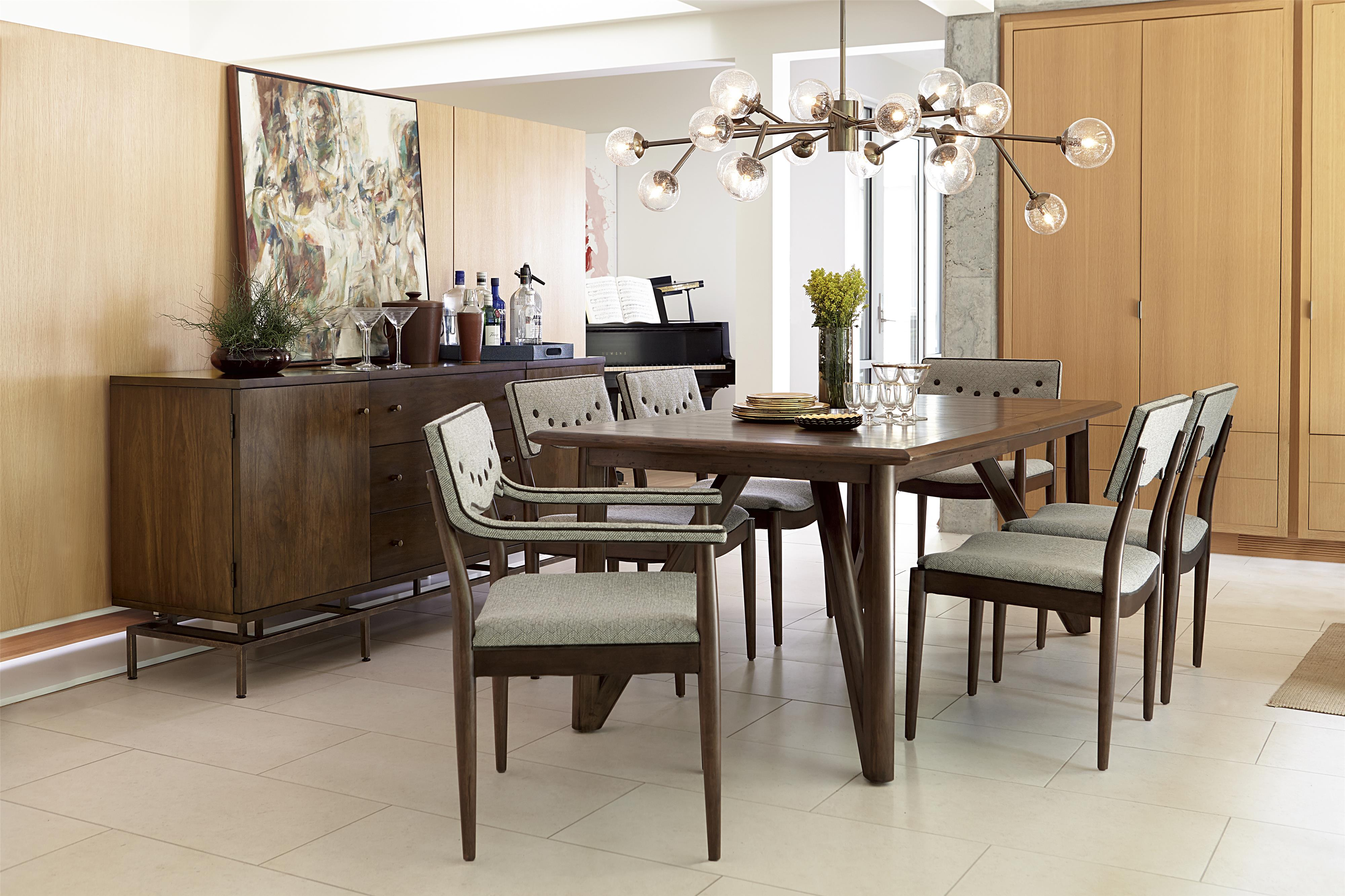 Belfort Signature Urban Treasures Formal Dining Room Group - Item Number: 223000-1812 Dining Room Group 3