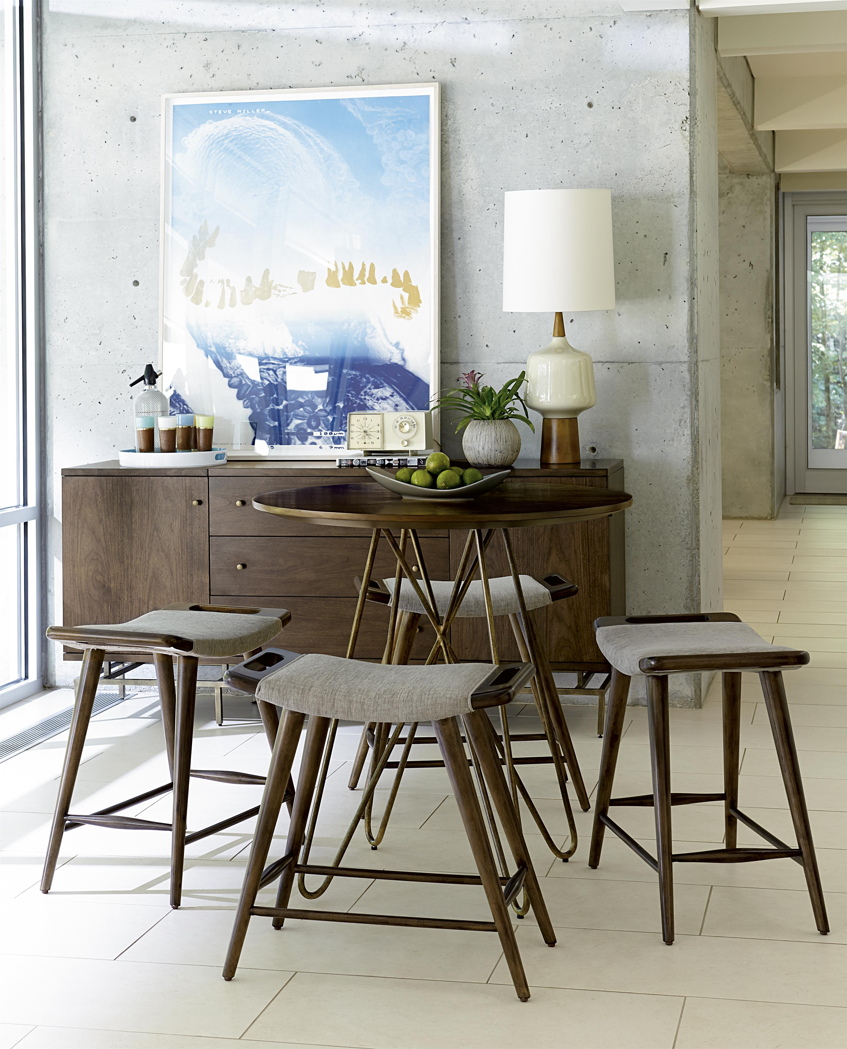 Belfort Signature Urban Treasures Casual Dining Room Group - Item Number: 223000-1812 Dining Room Group 2
