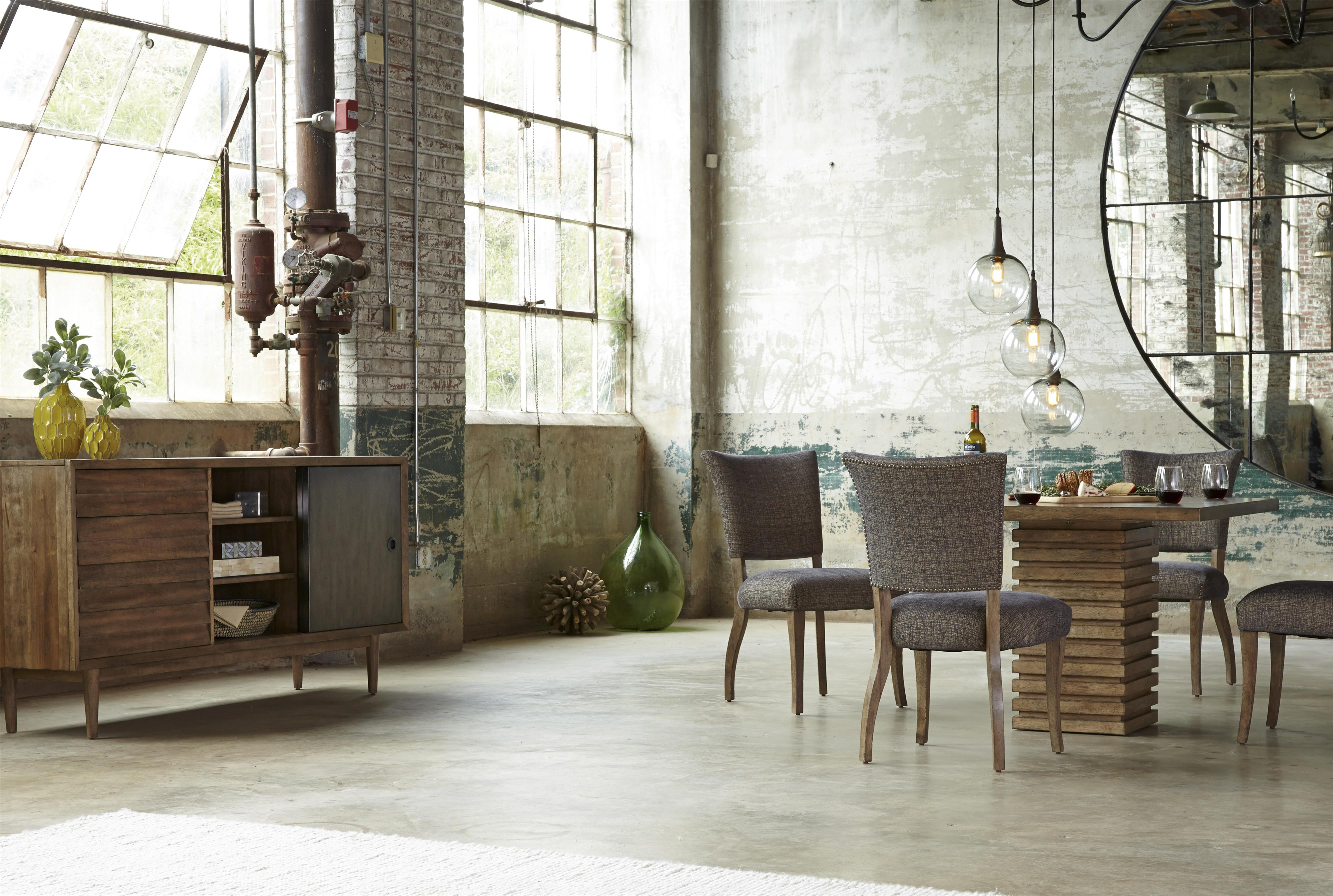 Belfort Signature Urban Treasures Casual Dining Room Group - Item Number: 223000-2302 Dining Room Group 5