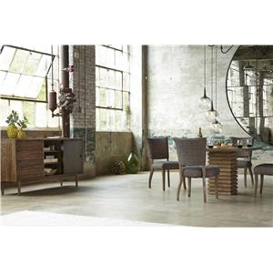 A.R.T. Furniture Inc Epicenters Casual Dining Room Group