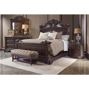 A.R.T. Furniture Inc Gables Queen Bedroom Group
