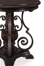Wrought-Iron Metal Decor
