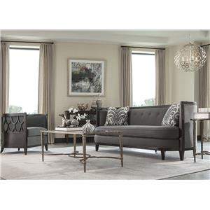 A.R.T. Furniture Inc Morgan Stationary Living Room Group