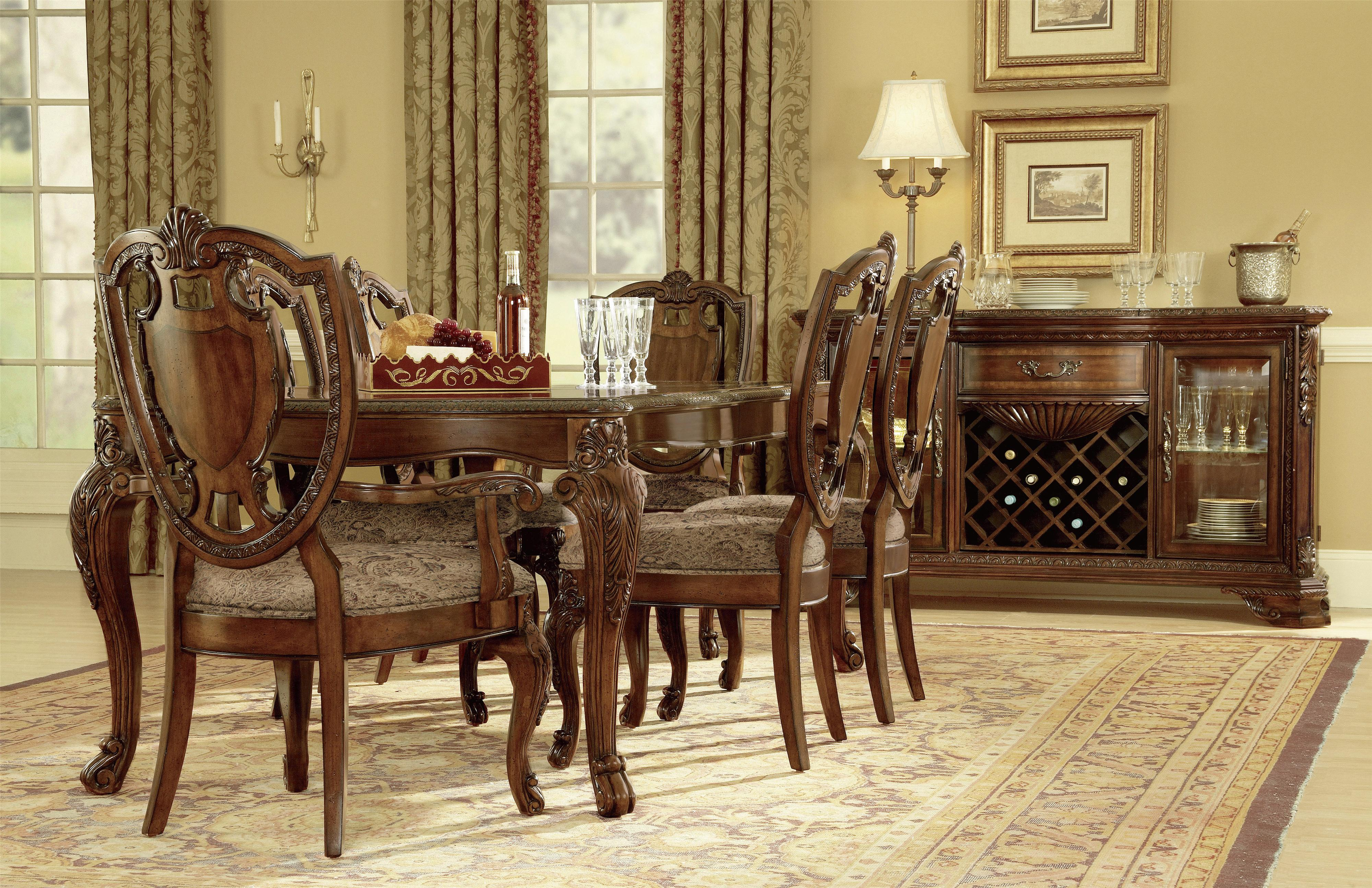 Belfort Signature Overture Formal Dining Room Group - Item Number: 43 Dining Room Group 1