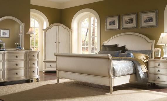 Belfort Signature Sonnet Queen Bedroom Group - Item Number: 176 Q Bedroom Group 2