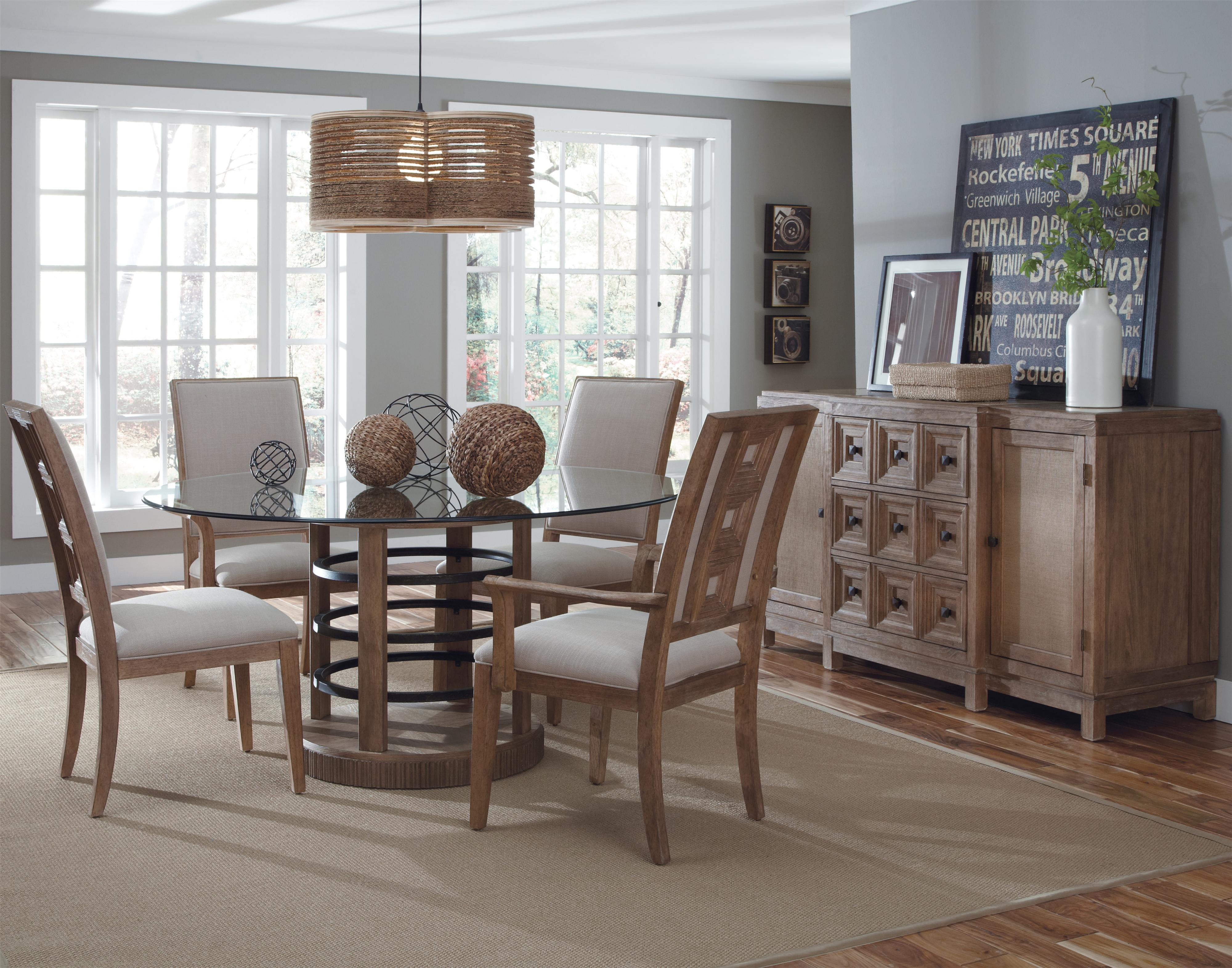 Belfort Signature Madera Dining Room Group - Item Number: 192 Dining Room Group 3