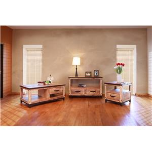 International Furniture Direct Maya Queen Bedroom Group