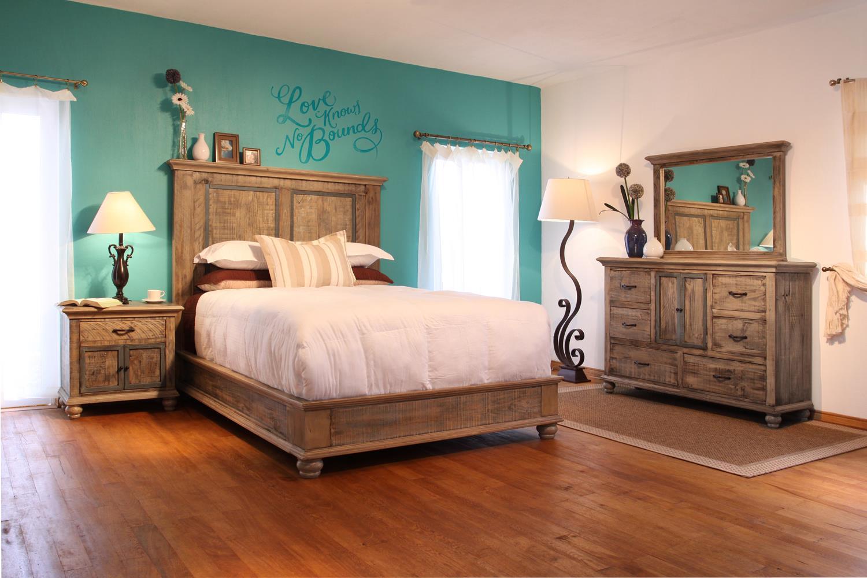 International Furniture Direct Praga Dresser With 6 Drawers And 2 Doors    Lindyu0027s Furniture Company   Dresser