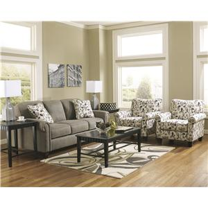 Living Room Furniture Ashley ashley living room group - insurserviceonline