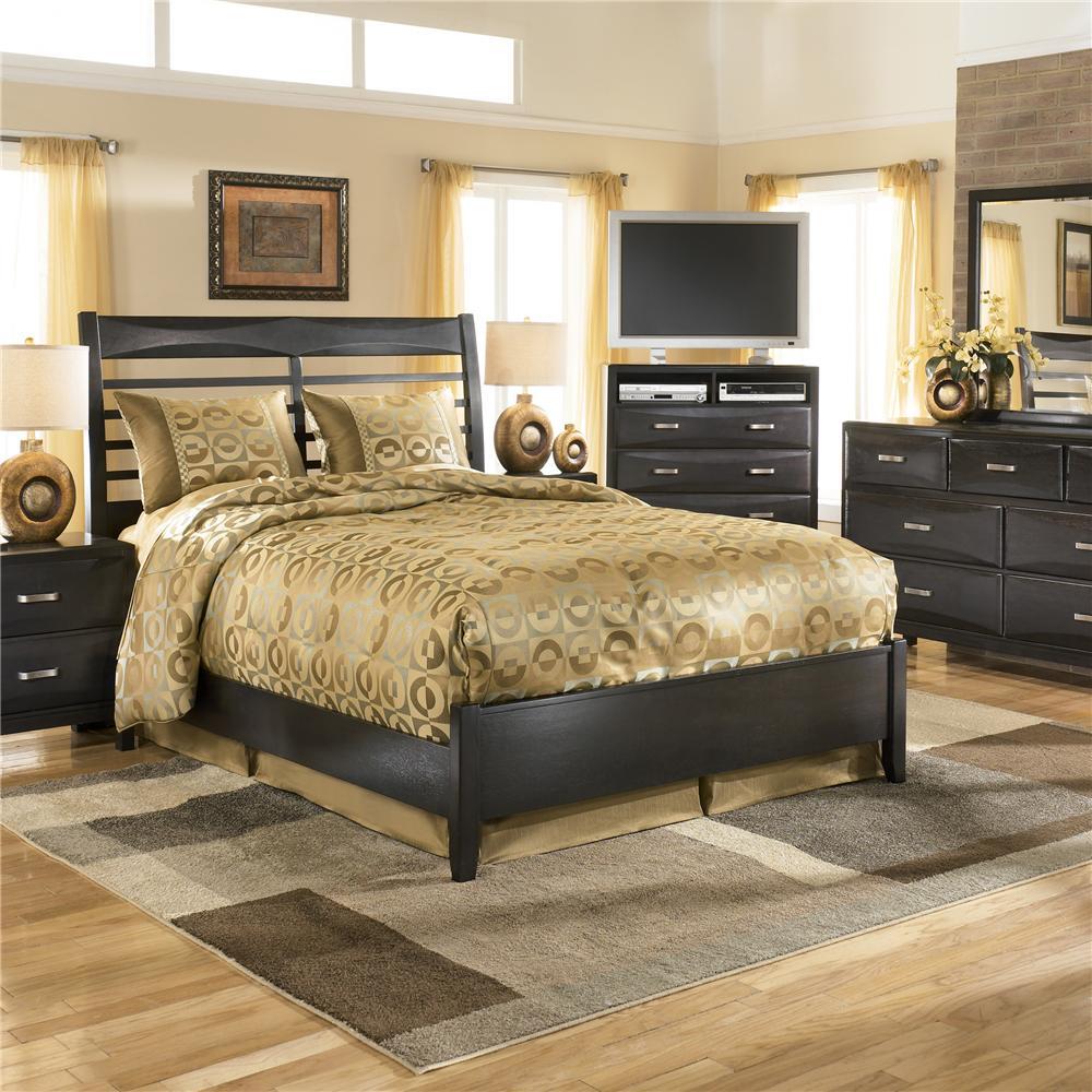 Ashley Furniture Kira Queen Panel Headboard   Westrich Furniture U0026  Appliances   Headboards