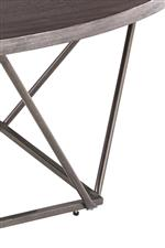 Metal Bridge Truss Base