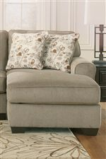 Chaise Corner Sectional Piece