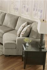 Angled Cuddler Corner Sectional Piece