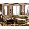 Vista - Cappuccino by Signature Design by Ashley Furniture