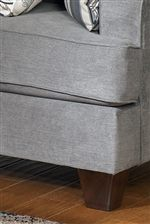 Shown with Loose Seat Cushions