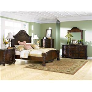Millennium North Shore King Panel Bed