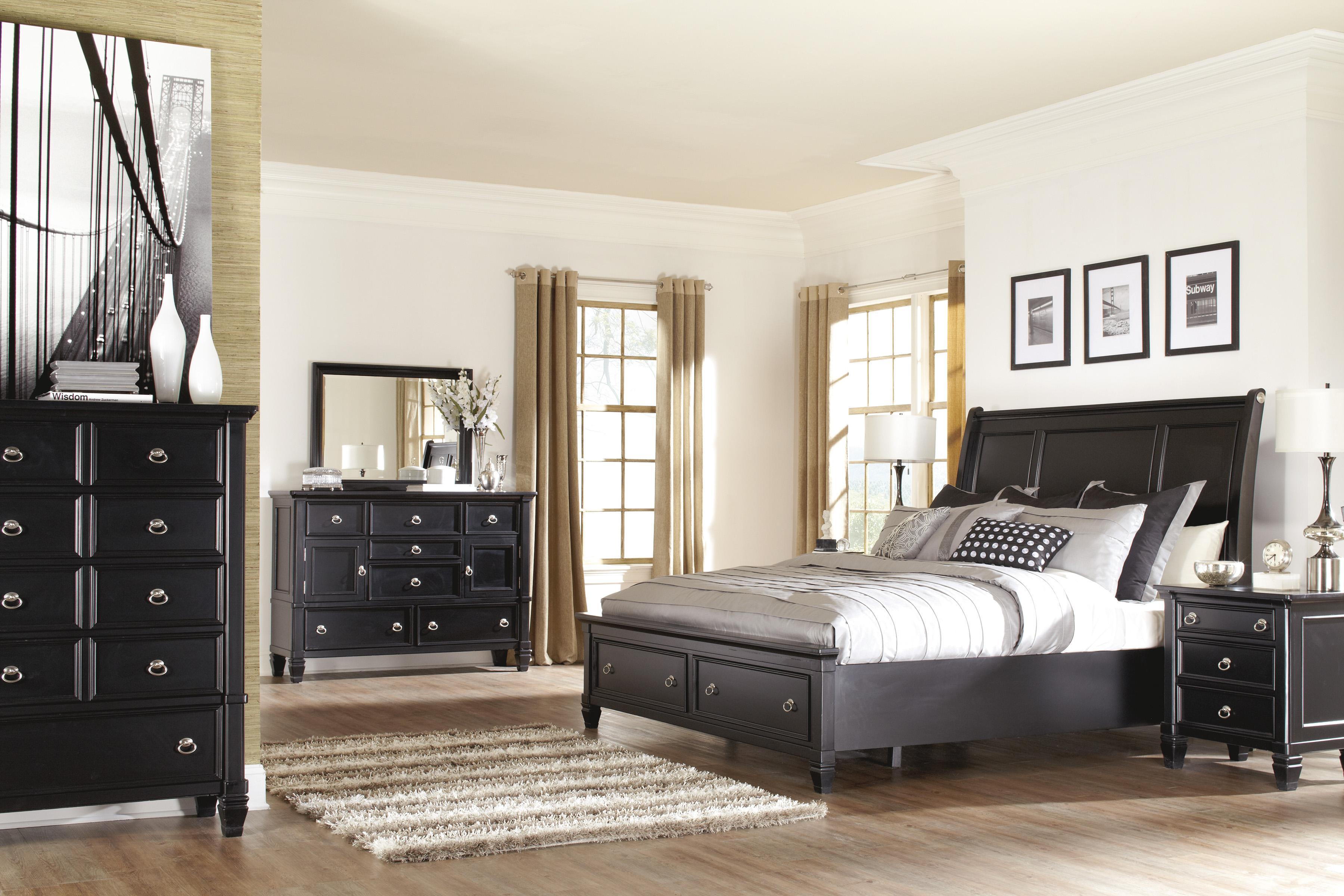Millennium Greensburg King Bedroom Group - Item Number: B671 K Bedroom Group 1
