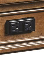 AC Outlets Allow You to Conveniently Charge Small Devices While Keeping Them Close At Hand