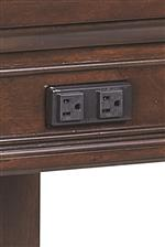 AC Outlets Provide Convenience When Charging Electronic Devices