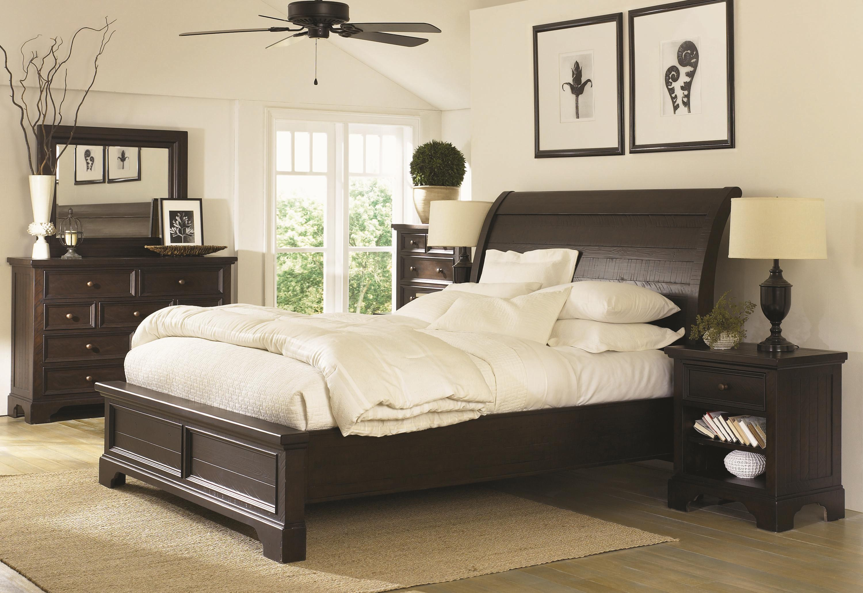 Aspenhome Bayfield California King Bedroom Group - Item Number: I70 CK Bedroom Group 1