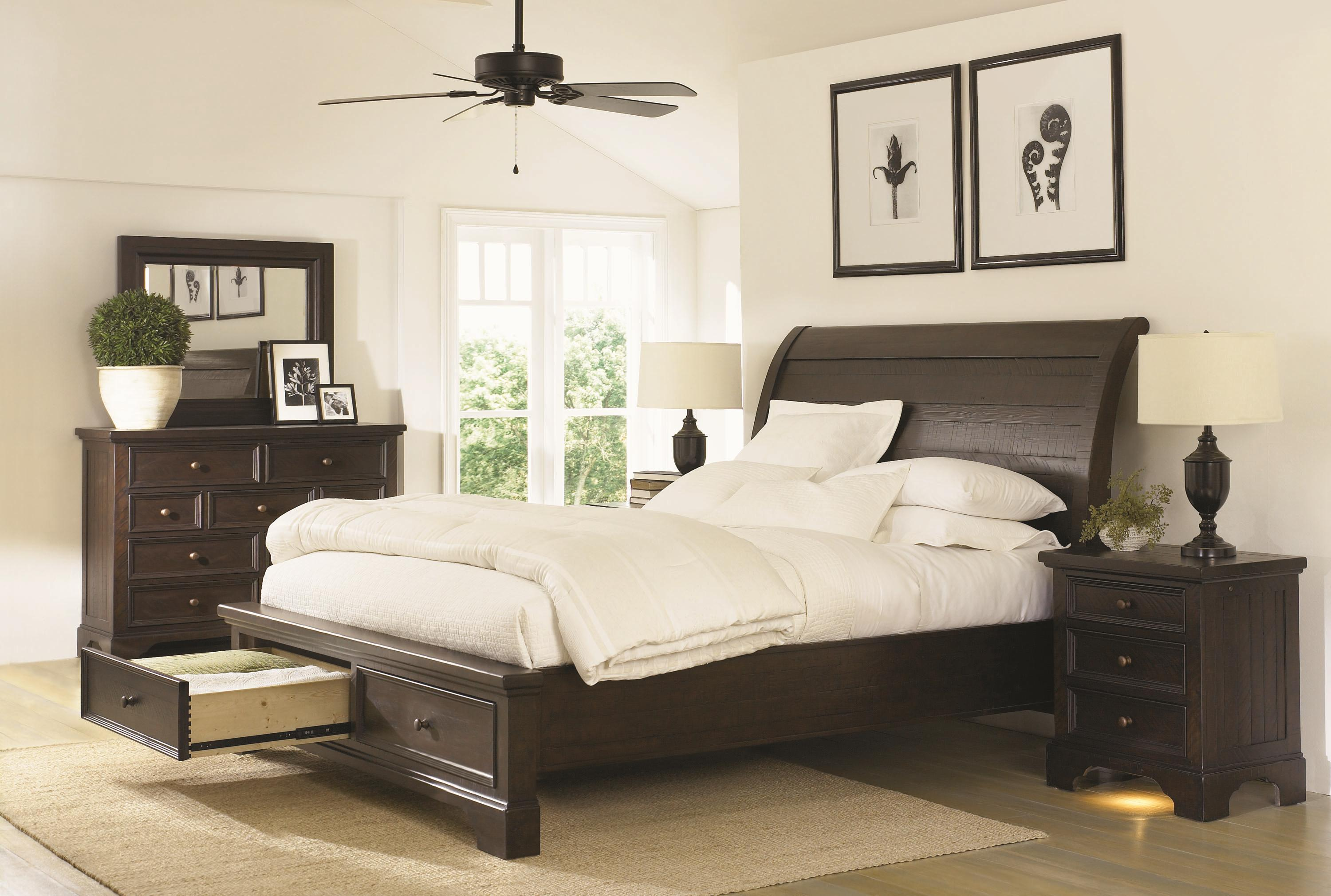 Aspenhome Bayfield King Bedroom Group - Item Number: I70 K Bedroom Group 2