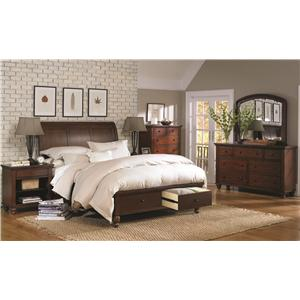 Aspenhome Cambridge California King Bedroom Group