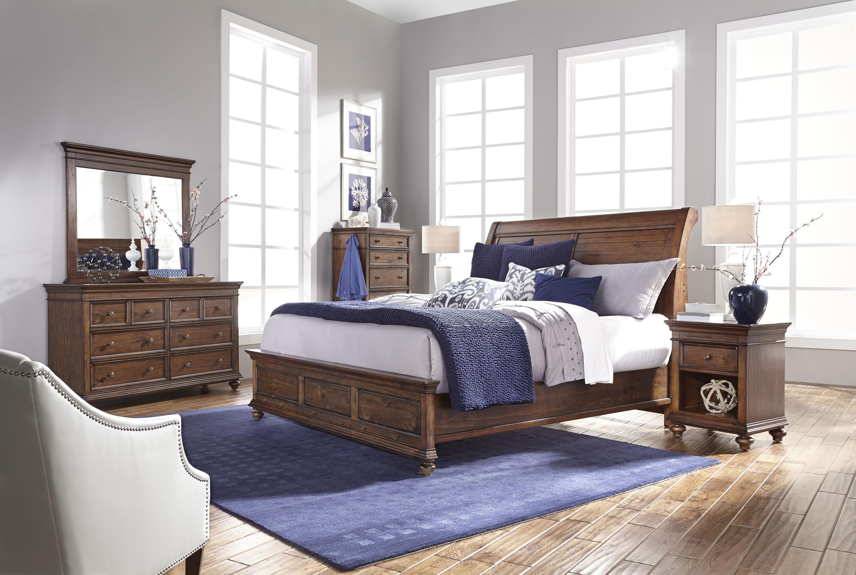Aspenhome Camden Queen Bedroom Group - Item Number: I57 Q Bedroom Group 2