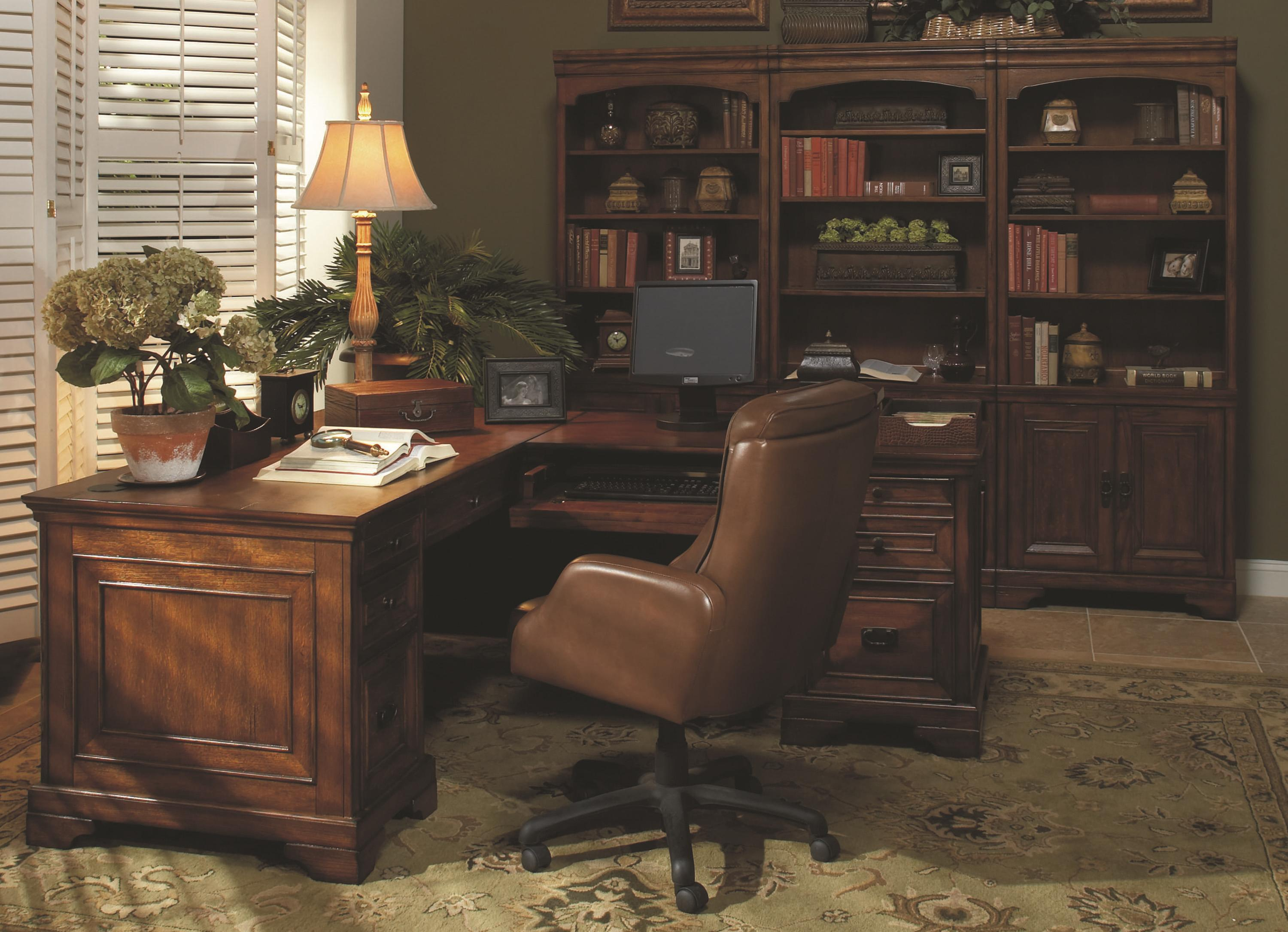 furniture aspenhome item wayside cupboard aspen modular shape collections centennial ols and with wall computer l desk partner s office