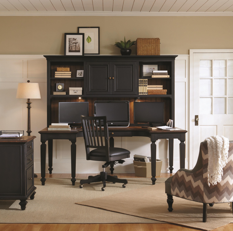 Aspenhome Ravenwood Curved Half Pedestal L Shaped Desk with File Drawers    Wayside Furniture   L Shape Desks. Aspenhome Ravenwood Curved Half Pedestal L Shaped Desk with File