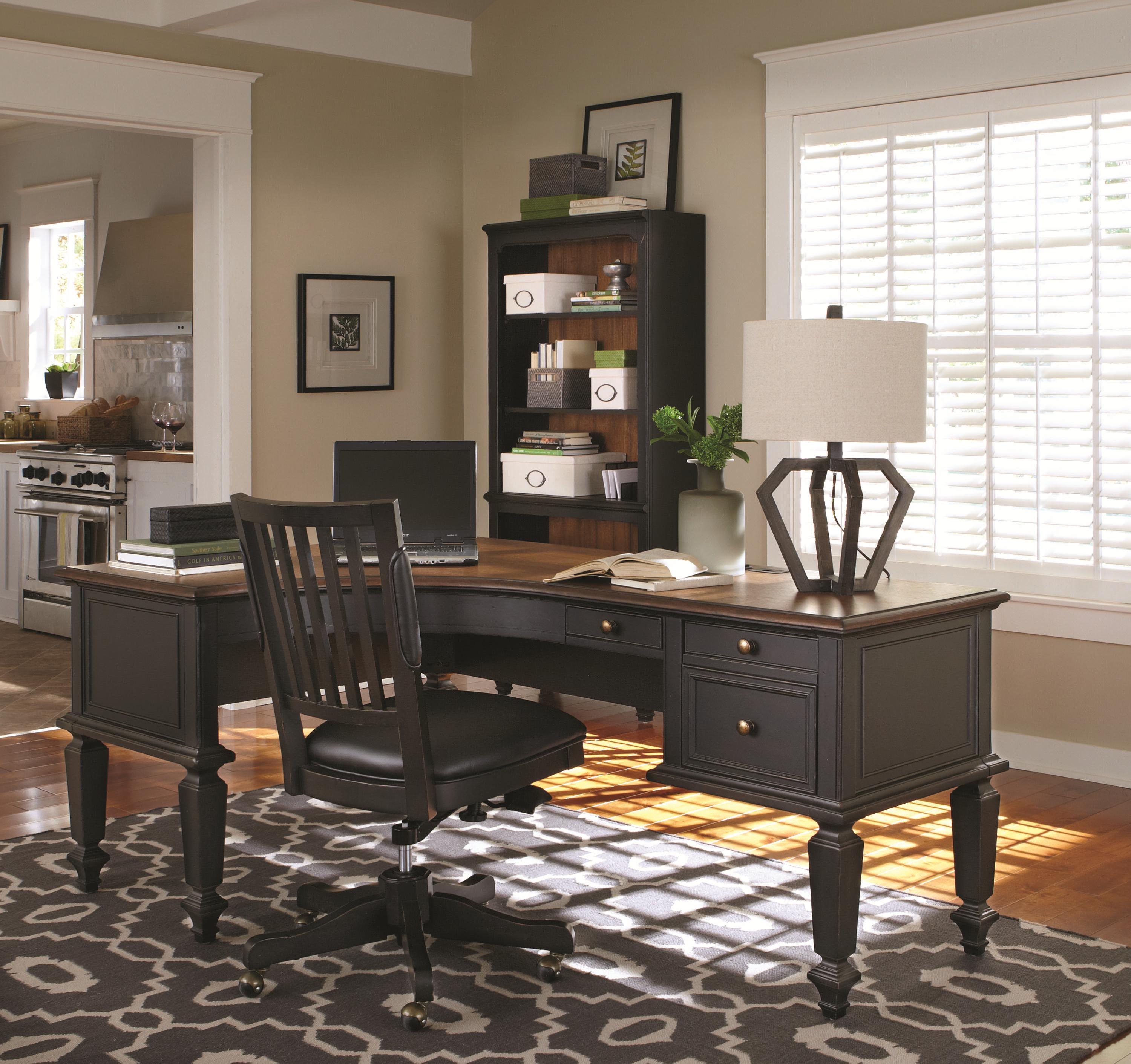 Aspenhome ravenwood office chair with leather seat and five star aspenhome ravenwood office chair with leather seat and five star base wayside furniture office task chairs geotapseo Choice Image