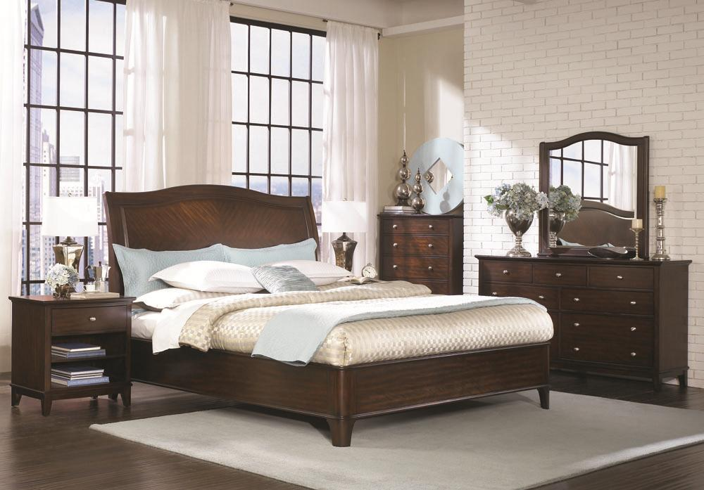 Aspenhome Lincoln Park California King Bedroom Group - Item Number: I82-6 CK Bedroom Group 1