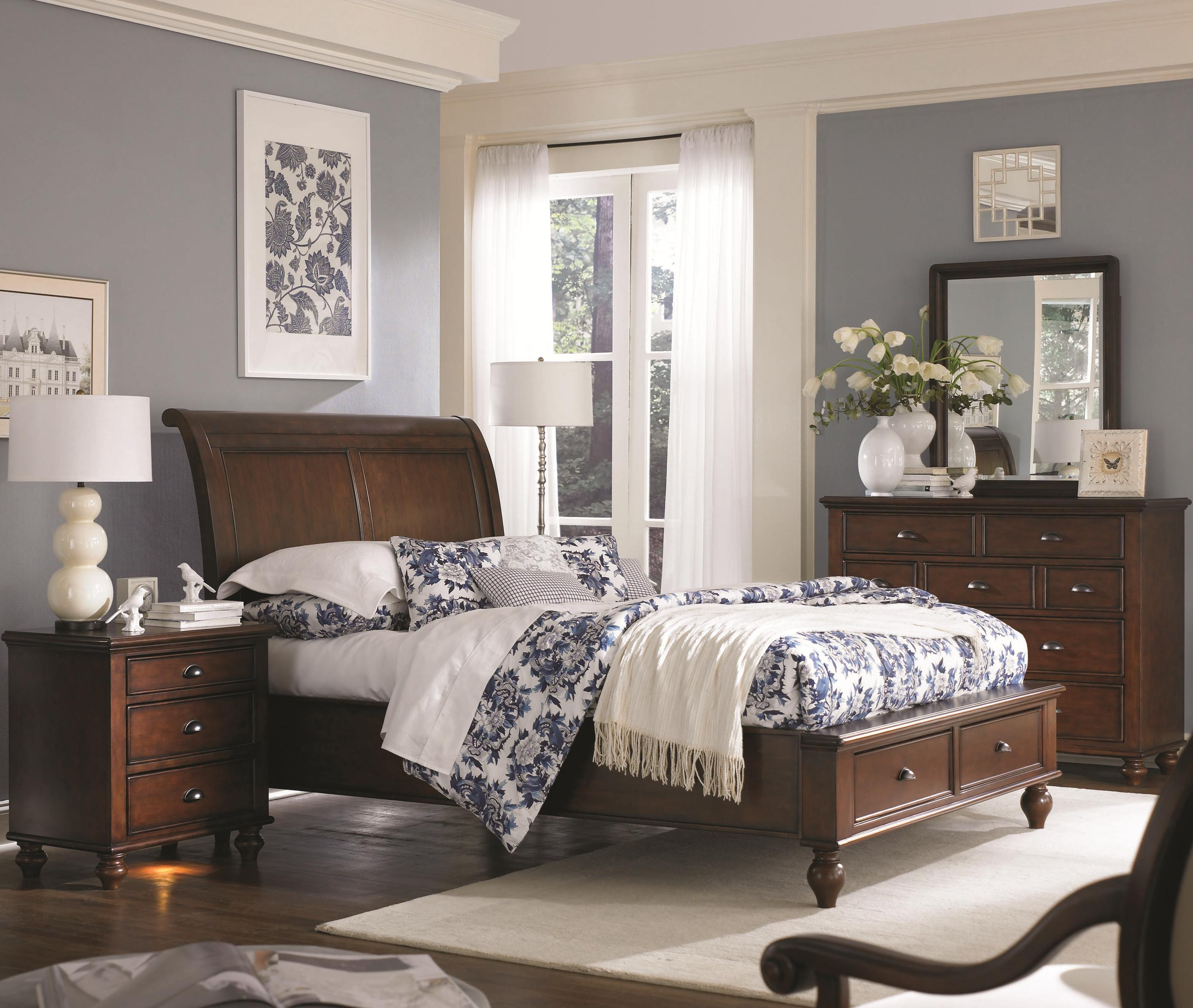 Aspenhome Madison King Bedroom Group - Item Number: BRH K Bedroom Group 1
