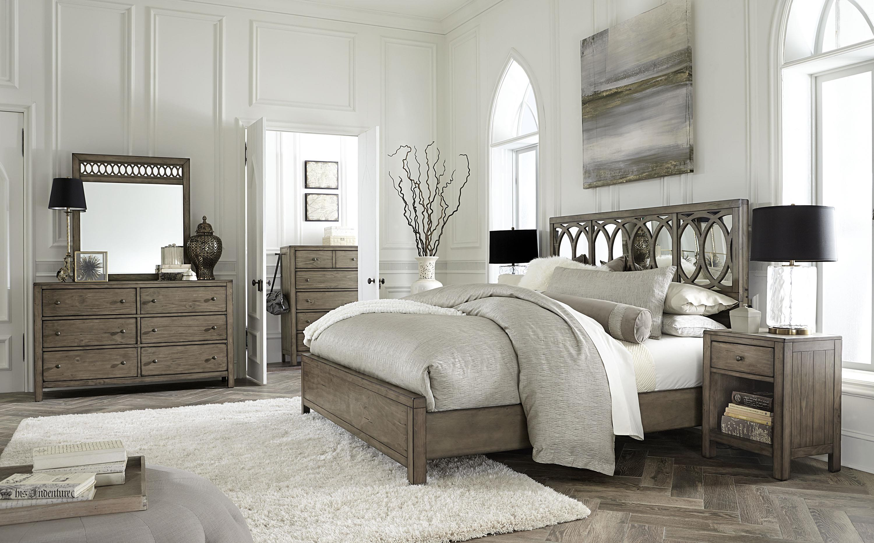 Aspenhome Tildon Queen Bedroom Group - Item Number: I56 Q Bedroom Group 1