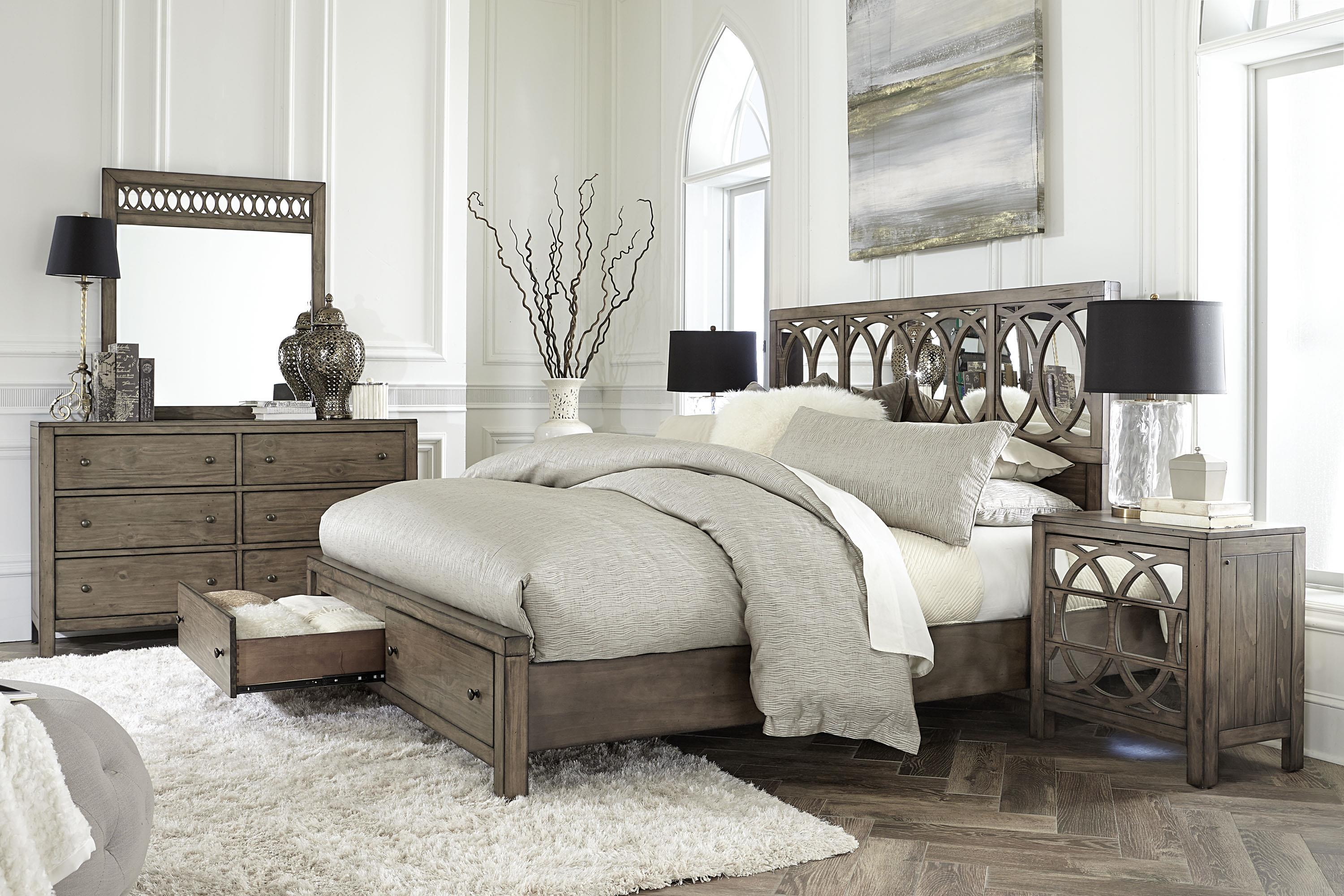 Aspenhome Tildon California King Bedroom Group - Item Number: I56 CK Bedroom Group 2