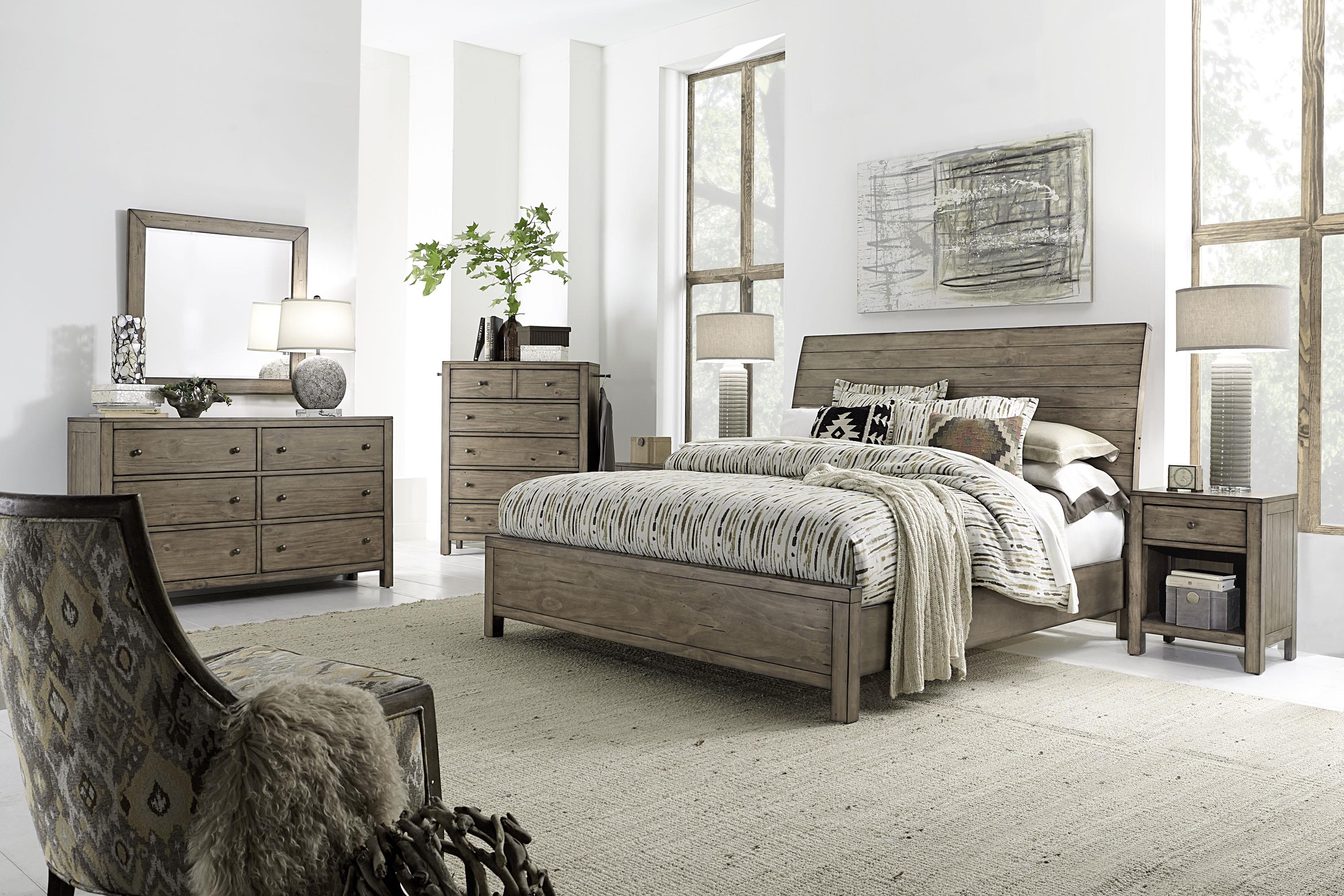 Aspenhome Tildon Queen Bedroom Group - Item Number: I56 Q Bedroom Group 3