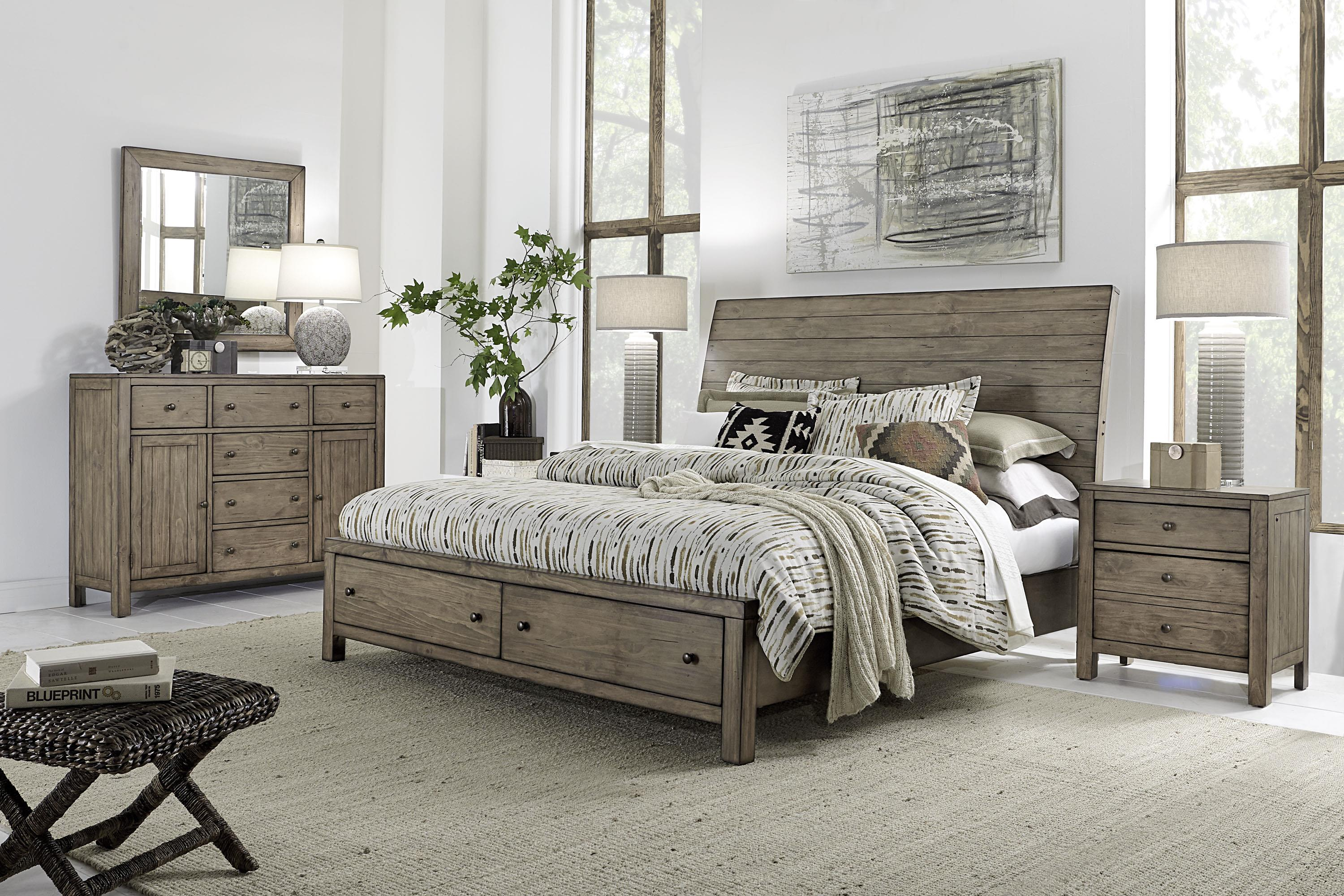 Aspenhome Tildon Queen Bedroom Group Becker Furniture World Bedroom Group