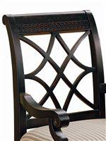 Cutout Chair Backs