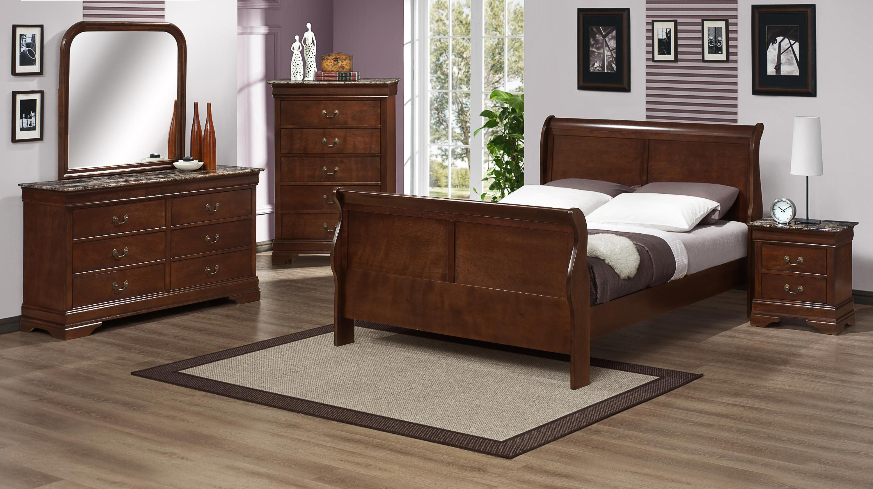 Marseille Bedroom Furniture Austin Group Marseille 6 Drawer Dresser Wayside Furniture Dressers