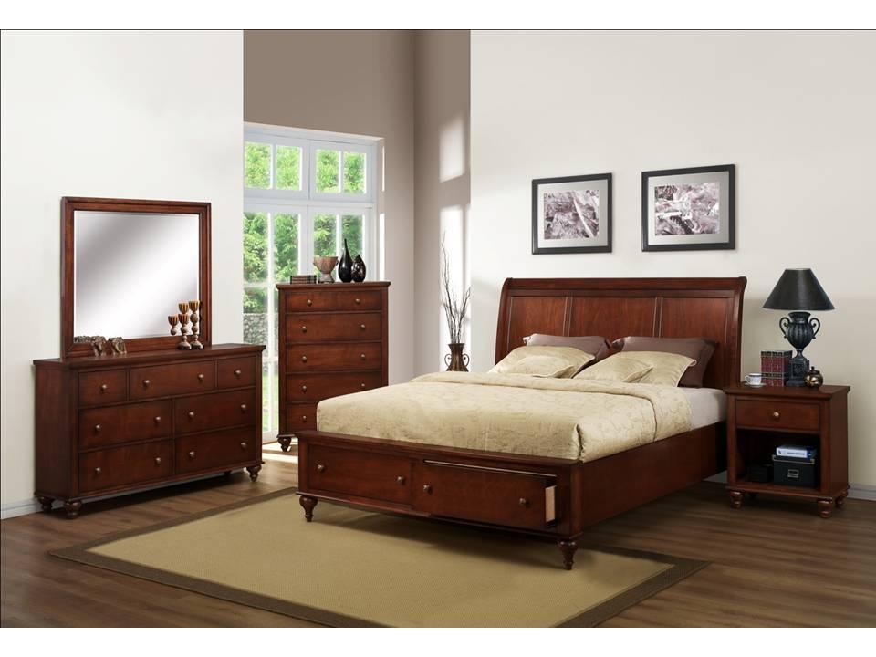 Austin Group Westlake King Transitional Low Profile Paneled Bed With  Footboard Storage   BigFurnitureWebsite   Platform Or Low Profile Bed