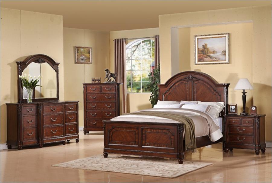 Austin Group Haston Grove Traditional Queen Panel Bed With Elegant  Detailing   BigFurnitureWebsite   Platform Or Low Profile Bed