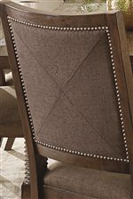Beautiful Upholstery and Nailhead Trim Options