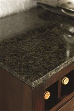 Black Stone Counter Top