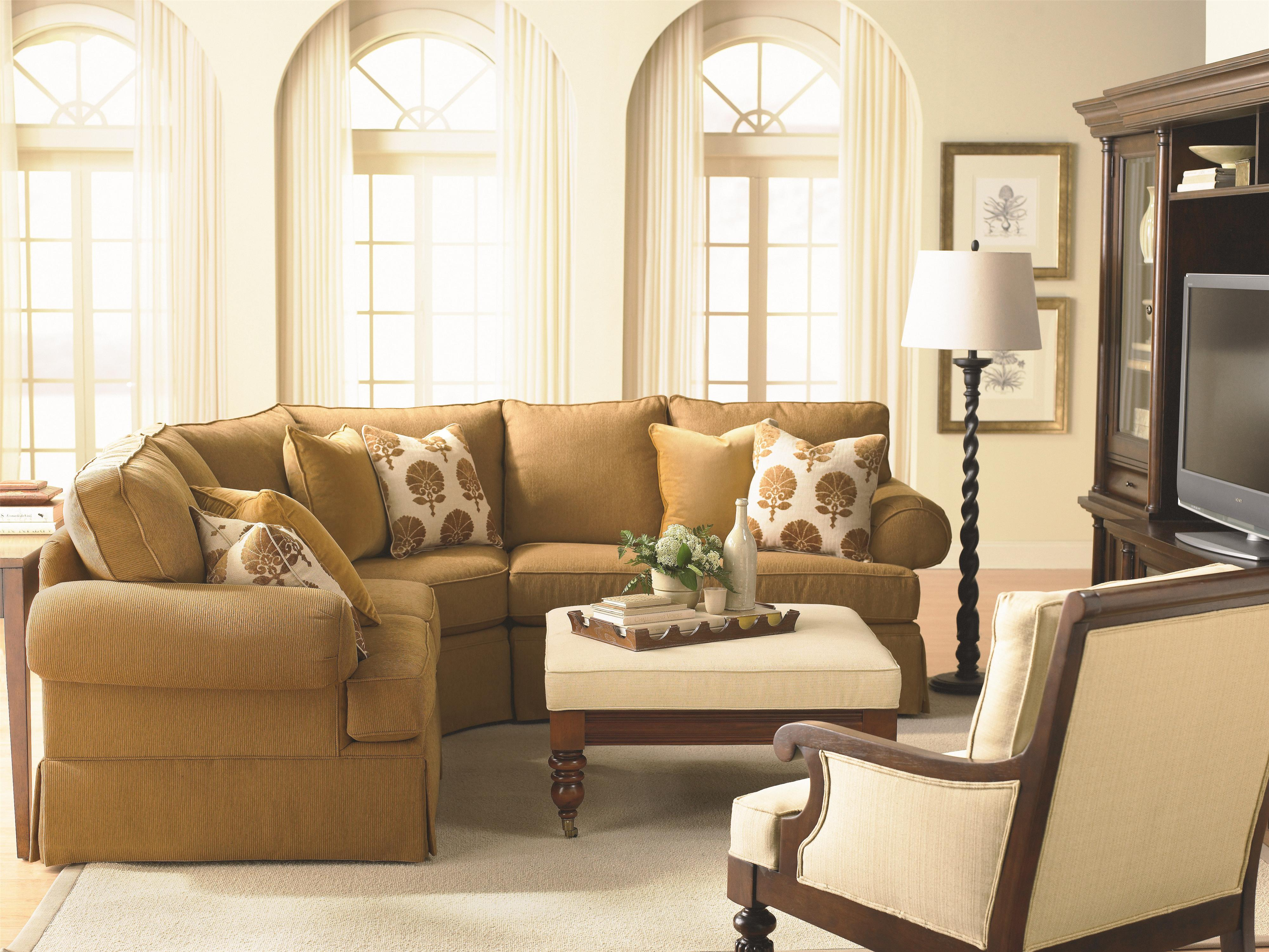 b Customizable b 2 pc Sectional with LAF Chaise Panel Arms and