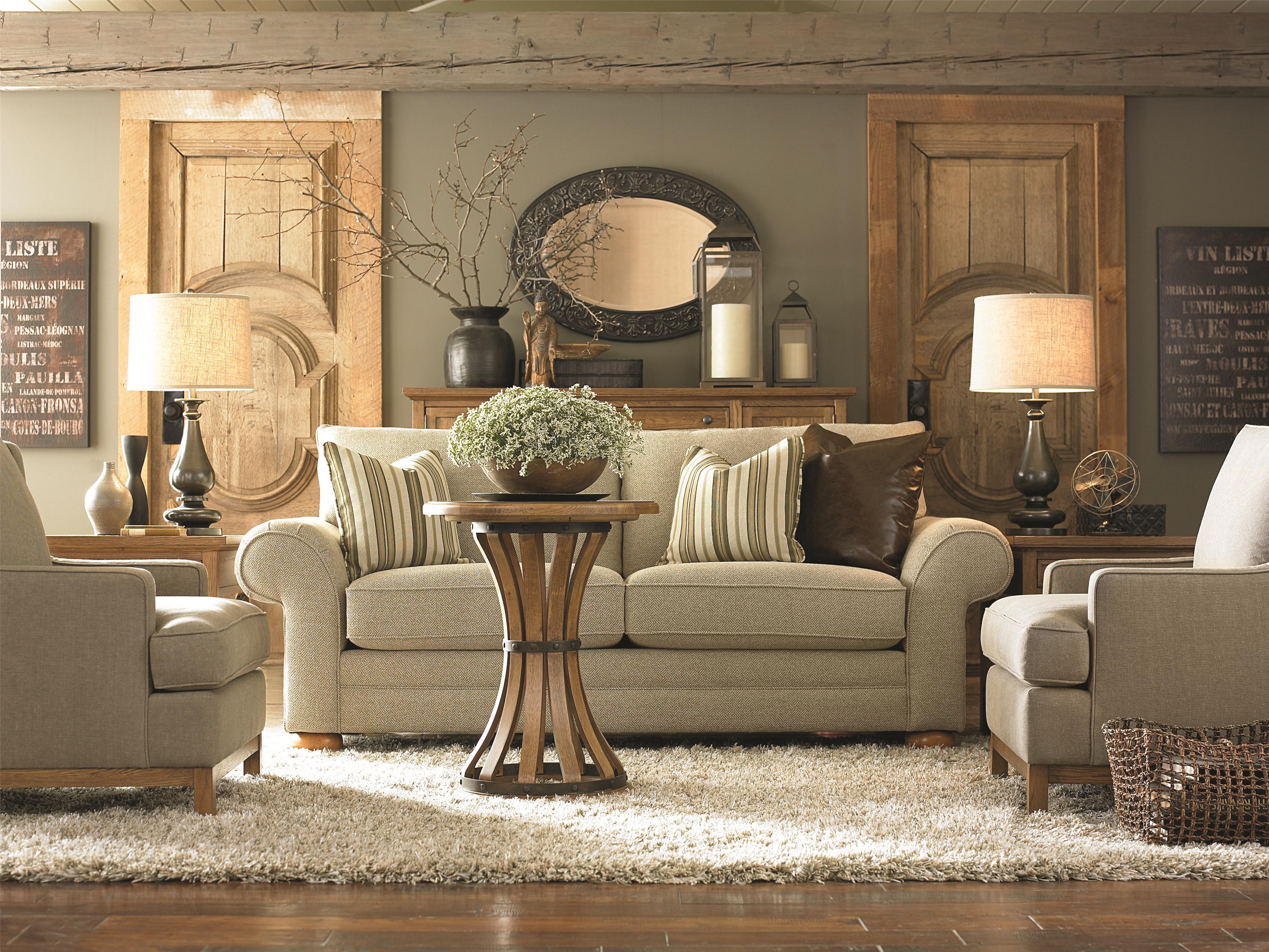 Custom upholstery manor 5000 l by bassett adcock furniture bassett custom upholstery manor dealer