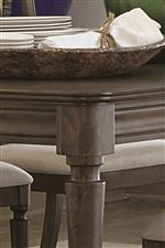 Beveled Table Leg