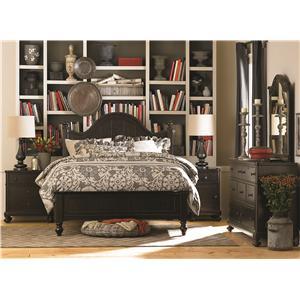 Bassett Wakefield  Queen Bedroom Group