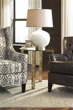 Two Coordinating Accent Chair Options