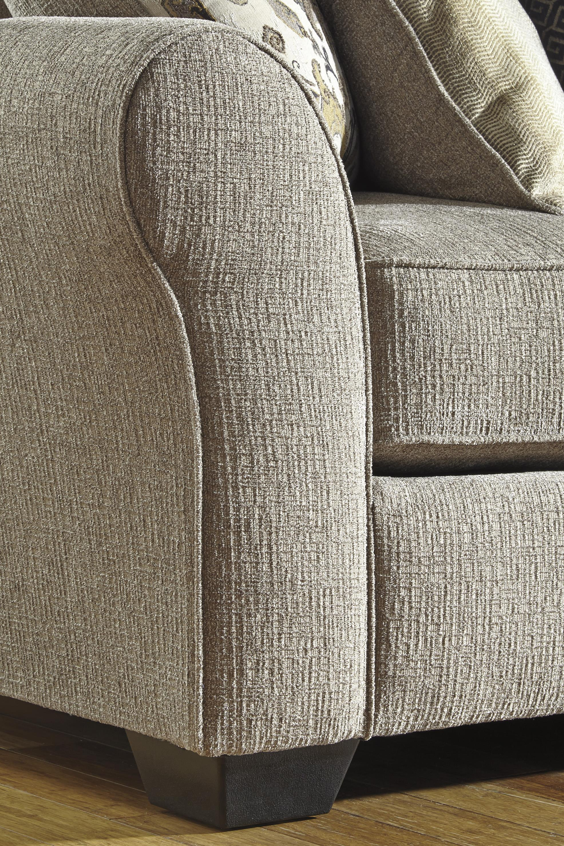 direct cleveland pantomine with right mentor sectional sofa northeast medina item westlake benchcraft piece collections eastlake ohio cuddler factory